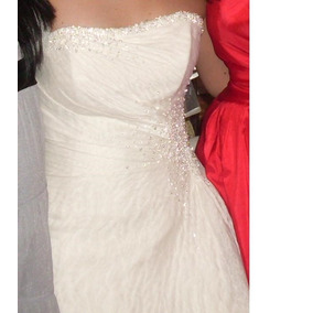 Hermoso Vestido De Novia De Maggie Sotero