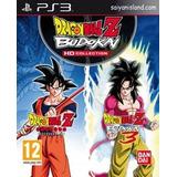 Dragon Ball Z Budokai Hd Collection Ps3 Fisico Nuevo Xstatio