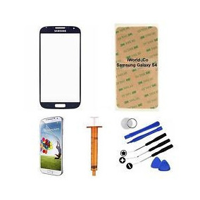Cristal Touch Pantalla Galaxy S3 S4 S5 Mini Note 3m Uv +kit