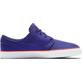 Nike Sb Zoom Stefan Janoski Cnvs Zapatillas Skate 615957-558