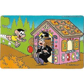 Cartão Postal Turma Da Mônica Anos 90
