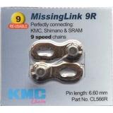 Power Link Kmc 9v Emenda Rápida Corrente P/ Bike Speed Mtb