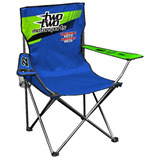 Silla Plegable Smooth Industries Two Two Motorsports Azul