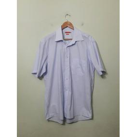 2050570e32921 Camisa Via Veneto - Camisa Social Manga Curta Masculino no Mercado ...