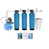 Kit De Suavización + Filtracion + Presurizador Envio Gratis