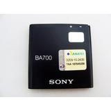 Bateria Ba700 Sony Ericsson Xperia E Dual C1604 Nova