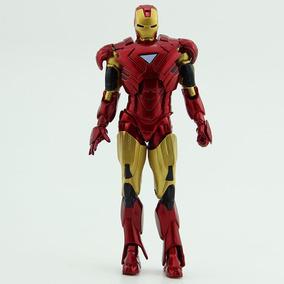 Iron Man Homem De Ferro 3 Marvel Legends Avengers Tonny Mark