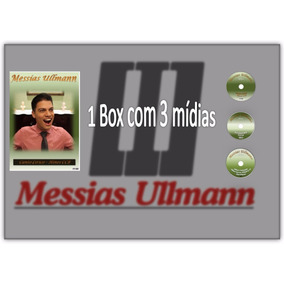Hinos Ccb - Canto Lírico Em Dvd (1 Box) - Messias Ullmann