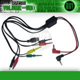 Cables Para Fuente De Alimentacion - Fuente De Energia Usb