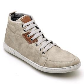 Sapatenis Tenis Masculino Botinha Lançamento Pr Shoes
