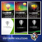 Corel Draw X3 X4 X5 X6 X7 X8 X9 Permanente Garantizado
