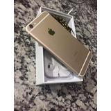 Iphone 6 Dorado - 64 Gb