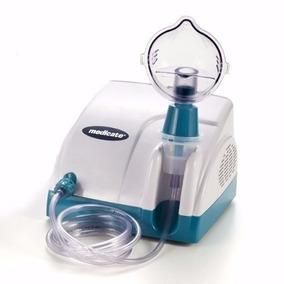 Aparelho Inalar Inalação Medicate Md1 Portatil Nebulizador