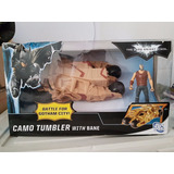 Batman Dark Knight Rises Movie Bane Tumbler Vehicle