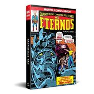 Hq Os Eternos: Por Jack Kirby - Marvel Omnibus