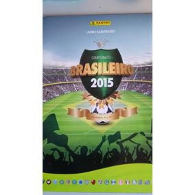 Álbum Do Campeonato Brasileiro 2015 - Faltam 300 Figurinhas