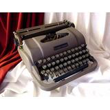 Antigua Retro Vintage Maquina De Escribir Underwood (10)