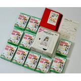 Kit Camara Instantanea Fuji Instax Mini 8 Edicion Japonesa