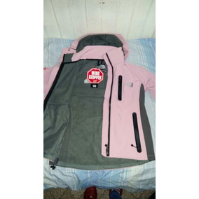 Campera Desmontable Talle Xl - The North Face