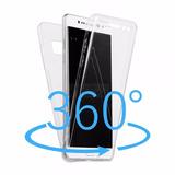 Capa Capinha Galaxy S7 S8 S8 Plus 360º Full Frente E Verso