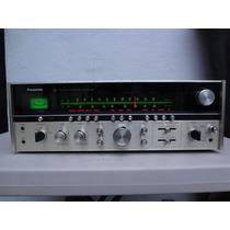 Receiver Estereo Am/fm Panasonic ,sa-6400x, 4canales.