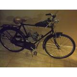Bicicleta Antigua/retro Vintage A Motor