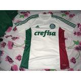 Camisa Do Palmeiras Ii 2015