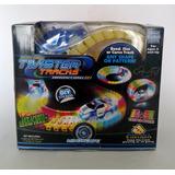 Twister Tracks Pista De Carreras Neon + 1 Carro Policia