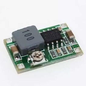 Regulador De Tensão Ajustável Mini Dc-dc Step-down 3a