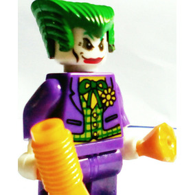 Lego Minifiguras Guason Batman Gatubela