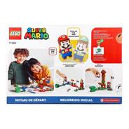 Lego 71360 Super Mario Starter Adventures 231 Piezas