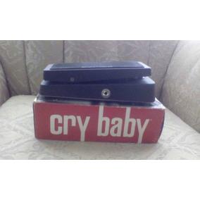 Pedal Wha Wha Cry Baby Modelo Gcb95 40 Tru Mps