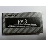 Módulo De Memoria Ram Casio Ra-3, Nuevo! Teclados Serie Cz