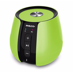 Parlante Portátil Con Bluetooth Philco Sph99g