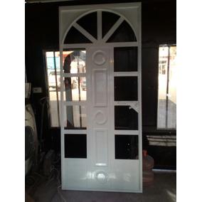 Herreria ventanas de arco en mercado libre m xico for Puertas metalicas economicas