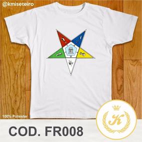Camiseta Maçonaria - Estrela Do Oriente