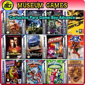 Pack X2 Juegos De Gba Mas De 18 Titulos 02 (local)