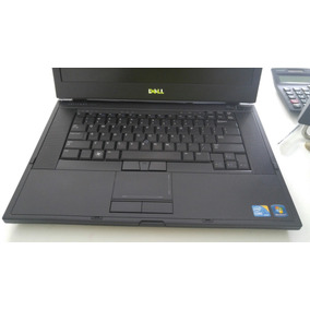 Laptop E6510 Core I5 2.40ghz 4 Gb Y 500 De Disco Dvd Quemado