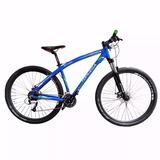 Bicicleta Top Mega Envoy Rod 29 Roja / Azul Envío Gratis