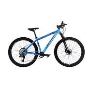 Bicicleta Absolute 12v Nero 29 Azul Trava No Guidão