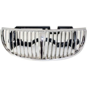 Crash Parts Plus Chrome Grille Para Lincoln Town Car - Fo