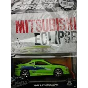 Rapido Y Furioso Entrega Numero 22 Mitsubishi Eclipse