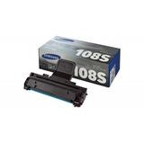 Tóner Samsung S Print Su787a - Mlt-d108s Negro