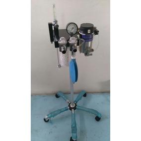 Maquina De Anestesia Uso Veterinario