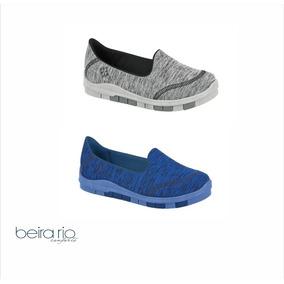 723db2a39 Tenis Sapatilha Feminina Beira Rio Conforto - Sapatos no Mercado ...