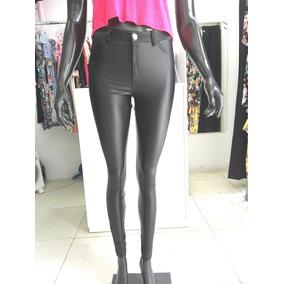 Pantalones De Cuero Para Mujer Color Negro - Pantalones en Mercado ... eb9523543bd9