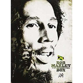 Bob Marley The Essential Box 6 Cds Box Set