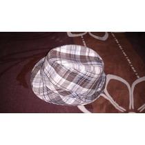 Sombrero Marca Zara,accesorios,gorras,ropa Hombres Vestuario