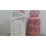 Garrafa Gas Refrigerante R410 Dupont 5 Kilos