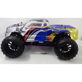 Automodelo Himoto Monster Truck 1/10 Combustão Motor 18